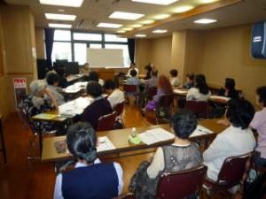 りんくる中野デジタル講習会の様子